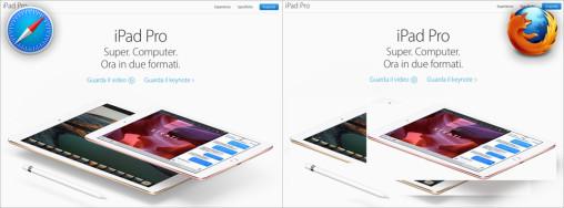 css error apple site