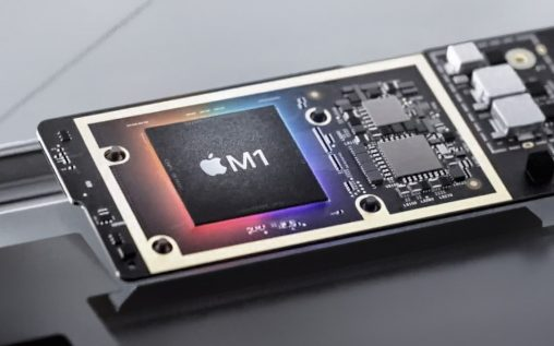 Chip Apple M1 SoC