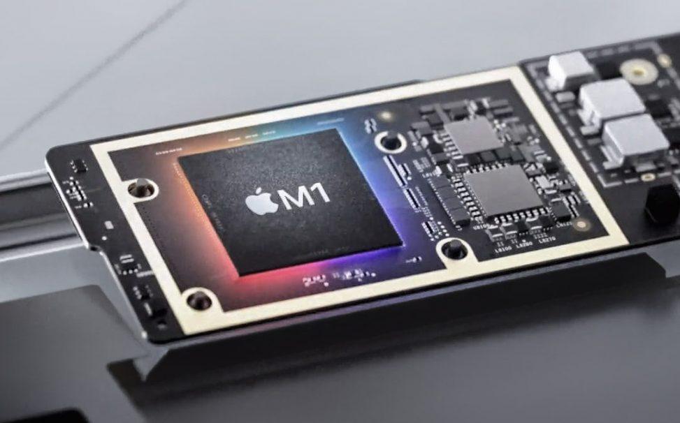 Chip Apple M1 SoC