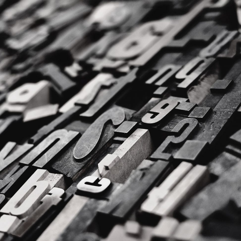 Design Font Typography